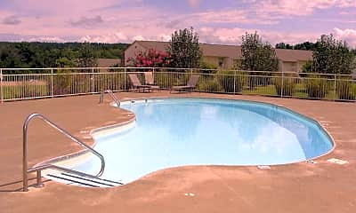 Pool, Shiloh Creek Apartments, 1