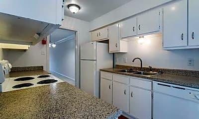 Kitchen, 1430 Fountain View Dr, 2