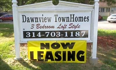 Dawnview Townhomes, 1