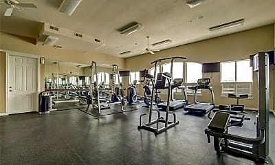 Fitness Weight Room, 7575 Kirby Dr 1101, 2