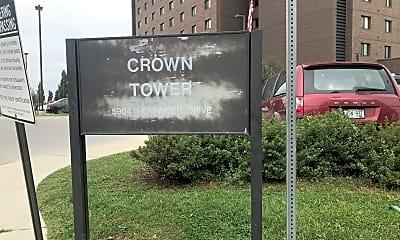 Crown Tower, 1