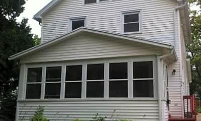 Building, 1125 Bement St, 0