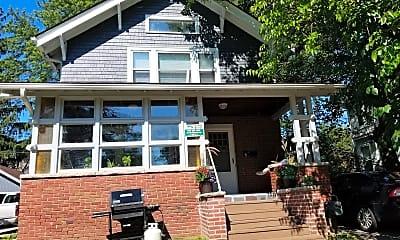 Building, 532 Walnut St, 1