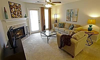 Living Room, Shadow Creek, 1