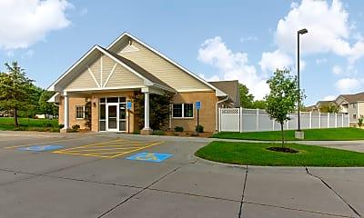 Leasing Office, HIP Properties, 2