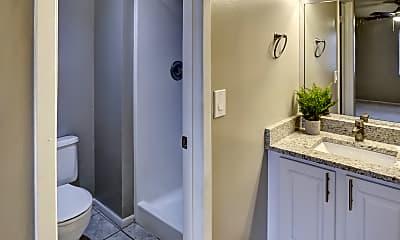 Bathroom, BridgeWater Pointe Apartments, 2