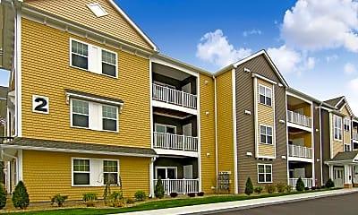 Building, Washington Place Apartments, 0