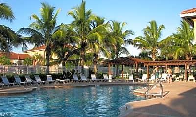 Pool, 15645 Ocean Walk Circle 116, 2