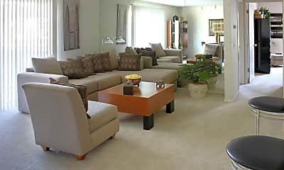 Living Room, Adams Creek, 1