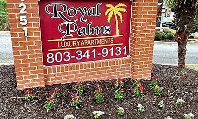 Community Signage, 1251 West Ave, 2
