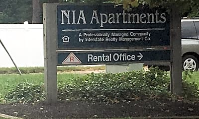 Nia Apartments, 1
