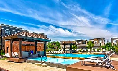 Pool, Palmer House New Albany, 0