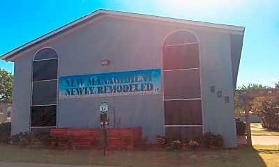 Community Signage, Plaza 24, 2