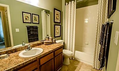Bathroom, River Run, 2