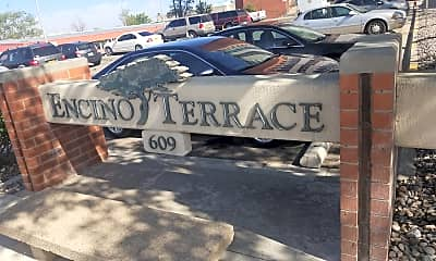 Encino Terrace, 1