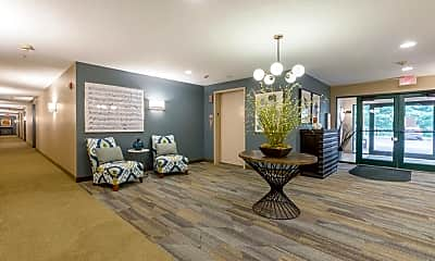 Living Room, RiverPlace Apartments, 1