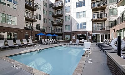 Pool, Link Apartments West End, 0