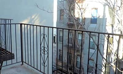 Patio / Deck, 162 Orchard St, 1