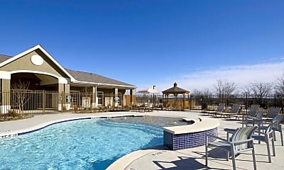 Pool, Heartland Village, 1