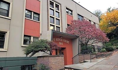 Building, 804 James St, 1