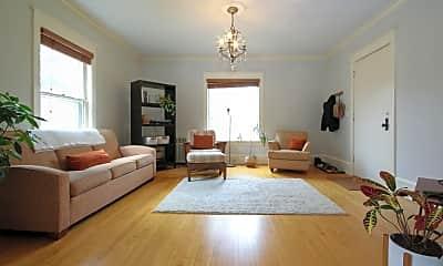 Living Room, 2501 Girard Ave S, 1