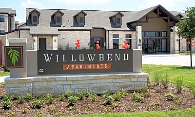 Community Signage, Willowbend, 0