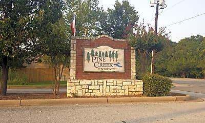 Pine Creek Townhomes, 1