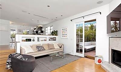 Living Room, 128 Georgina Ave 5, 0