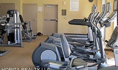 Fitness Weight Room, 600 Queen St, 2