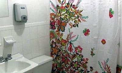 Bathroom, 201 W 95th St, 2
