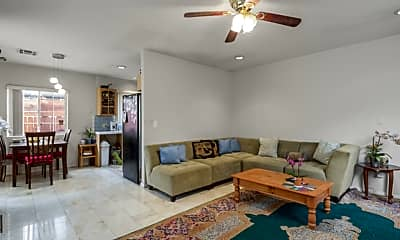 Living Room, 5440 Hermitage Ave, 1