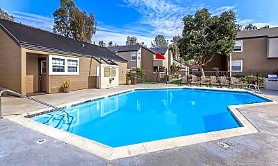 Pool, Scripps Landing, 2