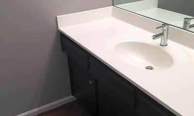 Bathroom, 163 Lakeshore Dr 11, 2