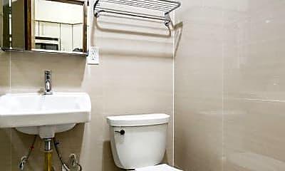 Bathroom, 138 E 37th St, 2