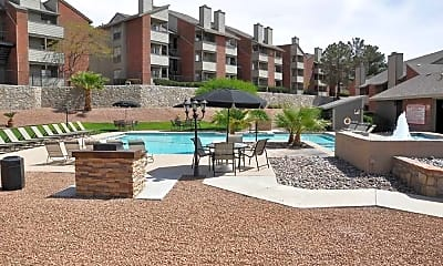 Pool, High Ridge, 0