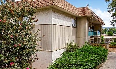 Building, Garden View, 1
