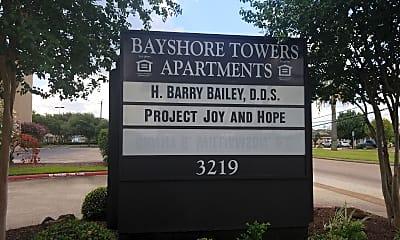 Bayshore Towers, 1