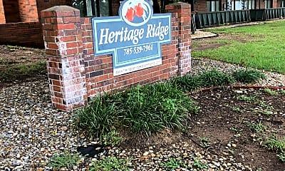 Heritage Ridge Apartments, 1