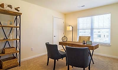 Dining Room, Portscape Apartments, 1