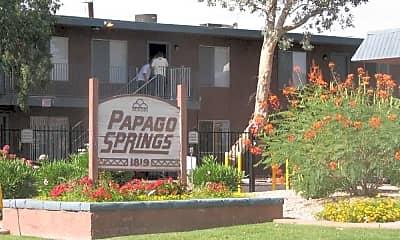 Papago Springs, 2