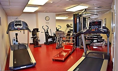 Fitness Weight Room, 4601 N Park Ave 1417-S, 2