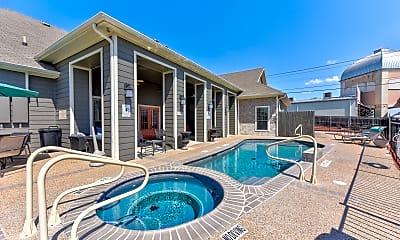 Pool, Bridgemoor At Killeen Apartments, 0