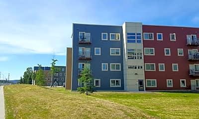 Building, Weeks Field Estates, 1