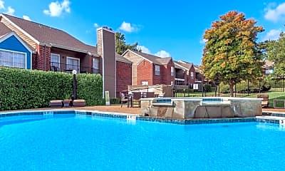 Pool, Village Square, 1