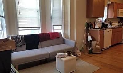 Living Room, 229 Tremont St, 2
