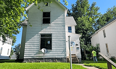 Building, 516 W 15th St, 2
