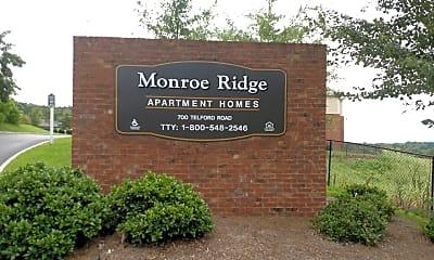 Monroe Ridge Apartments, 1