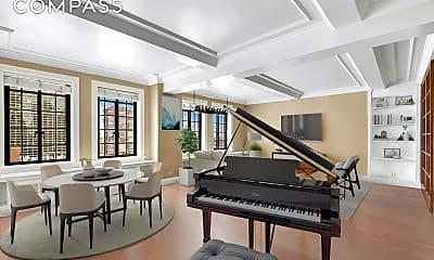 Living Room, 45 Tudor City Pl 1604, 0