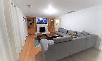 Living Room, 553 W Center St, 1