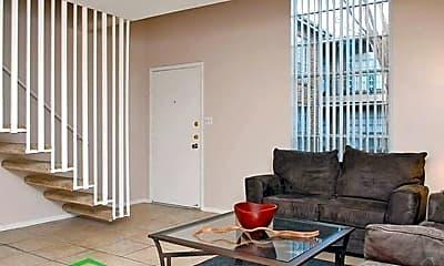 Living Room, 5921 Beverly Hill St, 0